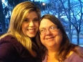 """Staci and her mom (No """"Staci's Mom"""" references, please.)"""