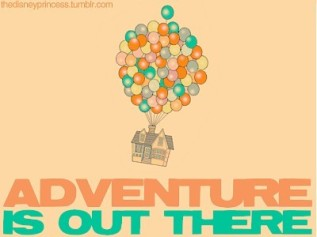 I knew adventure was out there. I just had to find it!