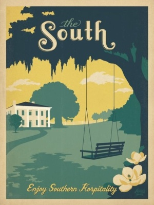 welcome to the south...enjoy!